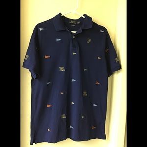 Polo Ralph Lauren men's Polo shirt slim fit